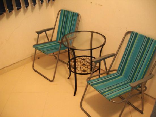 Hotel  OAZA : Balcone chiuso
