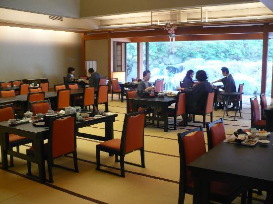 Hakone Yunohana Prince Hotel: One of the dining rooms