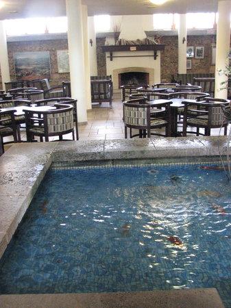 Kiryat Shmona, Israel: lobby