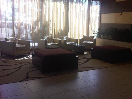 Sheraton Edison Hotel Raritan Center: lobby