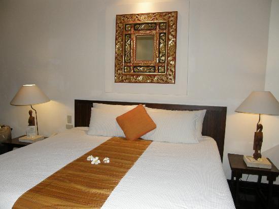 Novotel Bali Benoa: Habitacion 202 Tropical Terrace