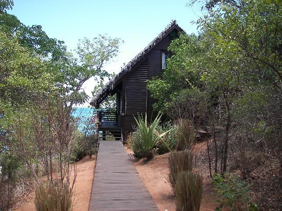 Anjajavy L'Hotel: Our cabin
