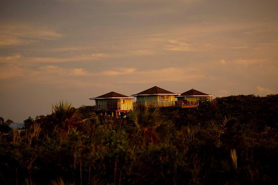 Fowl Cay Resort: Starlight at Sunset