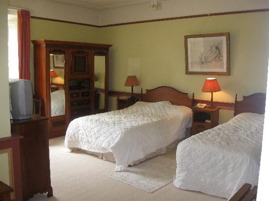 Ballyrafter Country House Hotel: Room No 6.