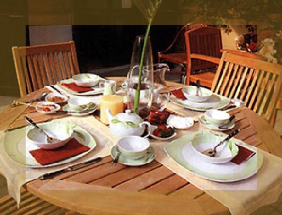 Hotel e Residence Villa Del Parco: colazione