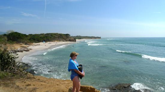 Hotel La Quinta del Sol: La Lancha surf beach