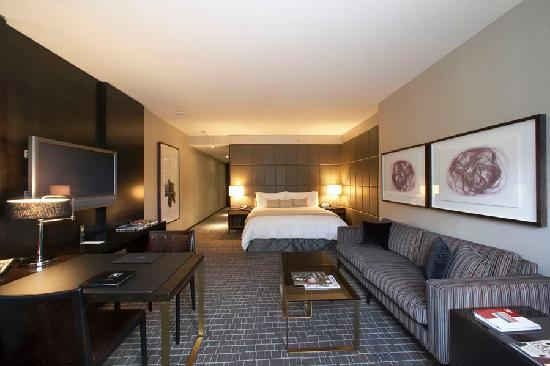 The Hazelton Hotel: Luxury Guestroom - 620 square feet