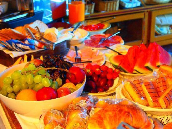 Il Sole del Sodo: colazione breakfast
