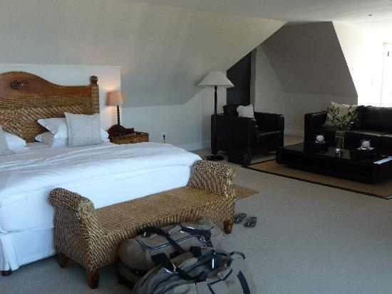 Ocean Eleven Guesthouse: Our lovely bedroom