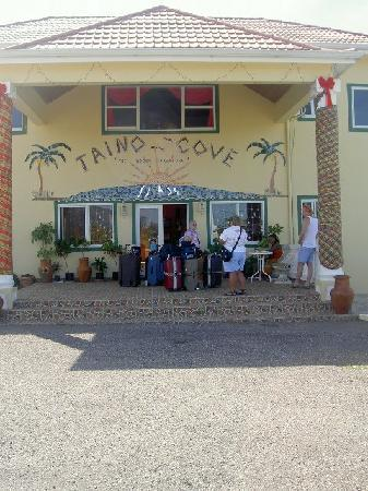 Leaving Taino Cove . . . so sad to be departing