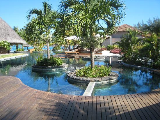 LUX* Le Morne: piscine n°1