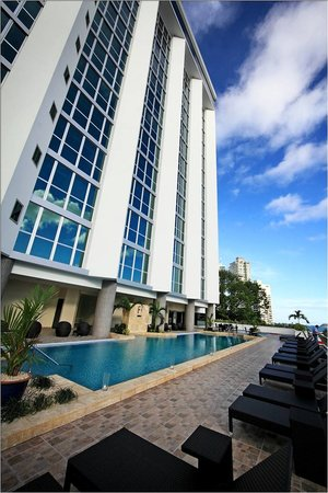 Marriott Executive Apartments Panama City, Finisterre: Social Area