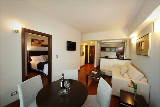 Marriott Executive Apartments Panama City, Finisterre: Deluxe One Bedroom Suite