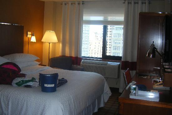 Four Points by Sheraton Midtown - Times Square: the room