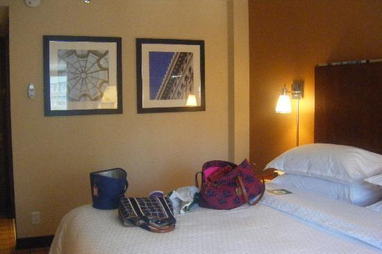 Four Points by Sheraton Midtown - Times Square : nice decor
