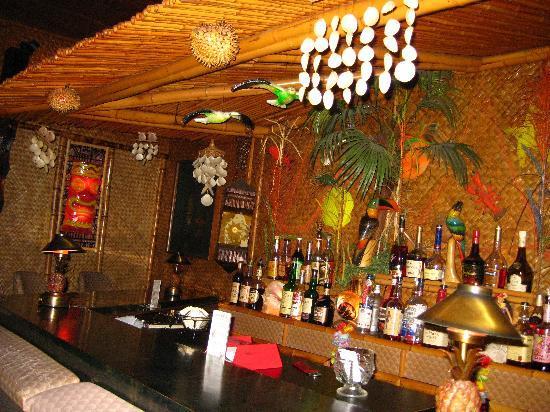 Hala Kahiki: One half of the bar