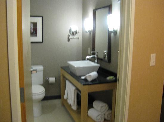 Cambria hotel & suites Denver International Airport: Nicely done