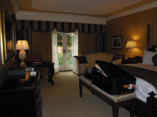 Fairmont Grand Del Mar: Another view of the room