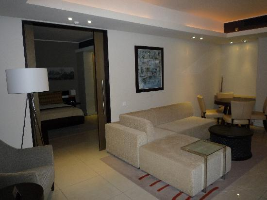 Radisson Blu Hotel, Dakar Sea Plaza: Business Suite