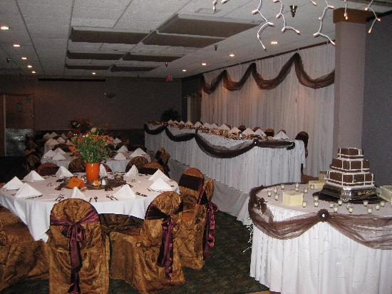 Clarion Inn Rochester: Clarion Banquet Facility