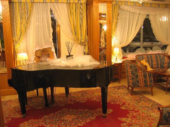 BellaVista Relax Hotel: L'area della musica
