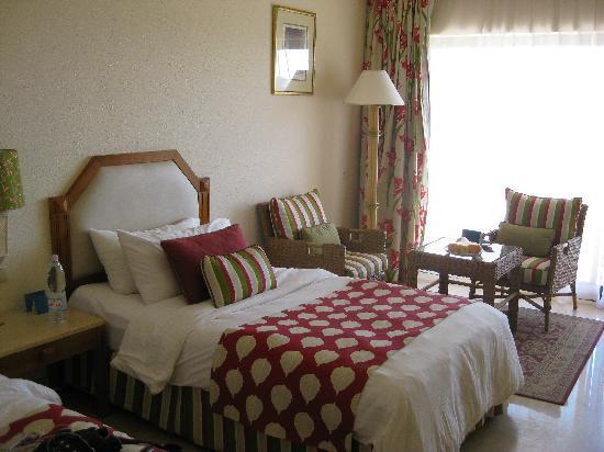 Continental Hotel Hurghada: My beautiful bedroom