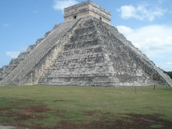 Chichén Itzá: construccion principal