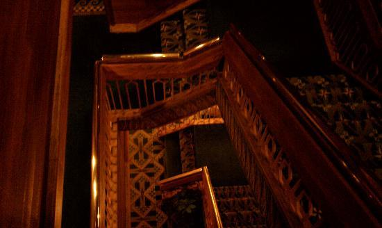 Red Lion Hotel Boise Downtowner: Stairwell
