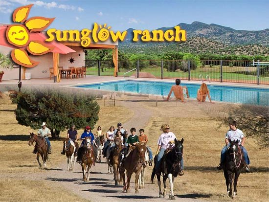 Sunglow Ranch - Arizona Guest Ranch and Resort: Arizona's Hideaway Guest Ranch in the Chiricahua Mountains