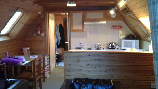 Self Catering Breaks at Rudding Park: Our lodge
