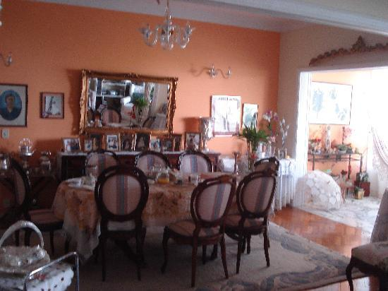 Arpoador Bed and Breakfast: Sala colazione