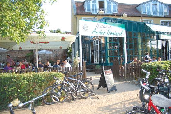 An der Dominsel Restaurant und Weinhandel