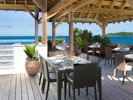 Freetown, Antigua: The Bay @ Nonsuch - resort restaurant