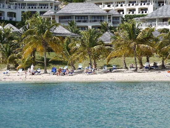 Freetown, Antigua: Beach