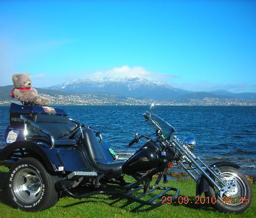 Hobart S Trikemania Adventure Tours