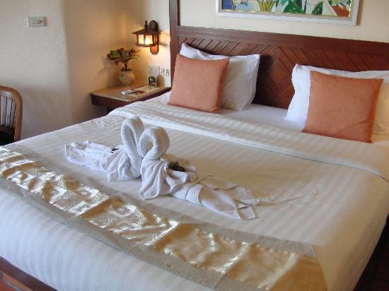 Pacific Club Resort : The bed