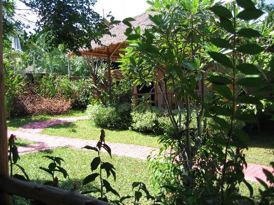 Bee Nat Garden Resort : im Resort