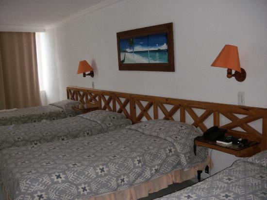 Hotel Calypso: la habitación