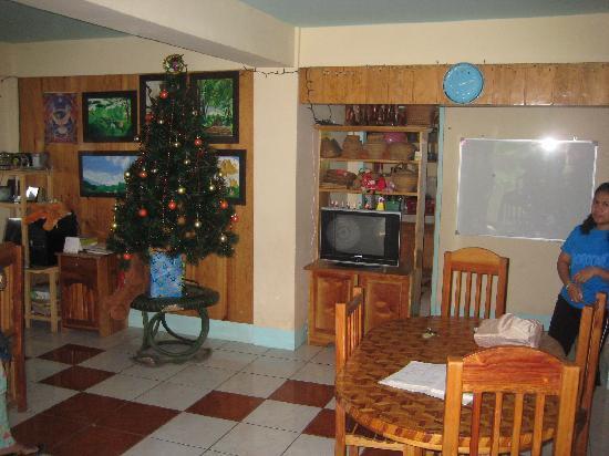 Residential Lodge : Inside