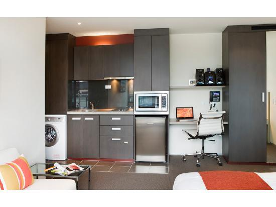 One Bedroom Apartment  Picture of City Tempo, Melbourne
