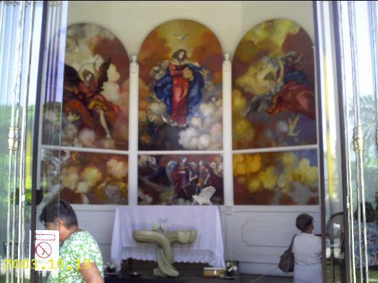 Capela Nossa Senhora Desatadora De Nos : capilla