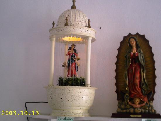 Capela Nossa Senhora Desatadora De Nos : virgen desatodora de nudos