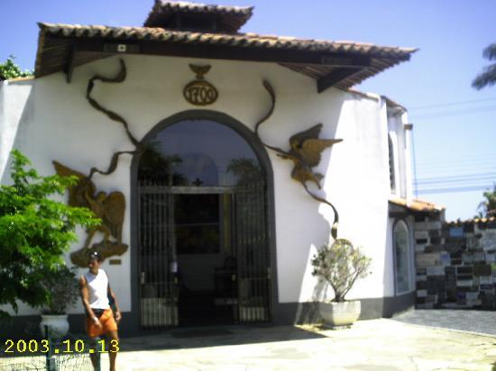 Capela Nossa Senhora Desatadora De Nos : fachada capilla
