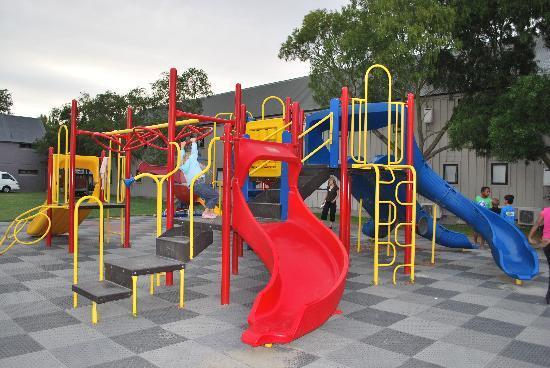 ไครช์เชิร์ช ท็อป10 ฮอลิเดย์ปาร์ค: playground