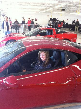 Exotics Racing : Sitting in the Ferrari 458
