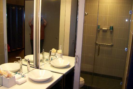 ألوفت سان أنطونيو ايربورت: washroom