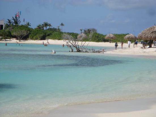 Costa Sureste, Aruba: Baby Beach