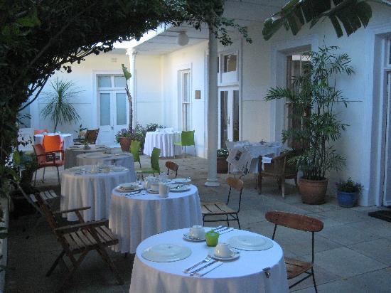 Fritz Hotel: Breakfast