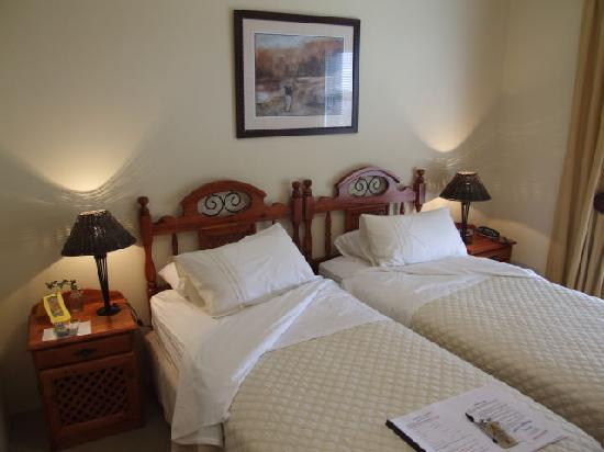 Mossel Bay Golf Lodge : Bedroom