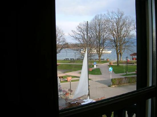 Garden Hotel Reinhart: Seeblick vom Zimmer
